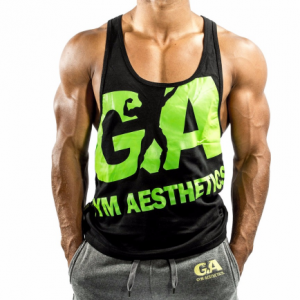 Gym Aesthetics Black